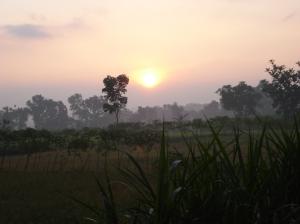 Pagi yang Indah